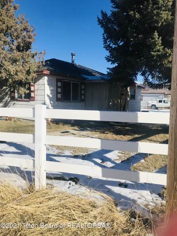 210 Wright St, Thayne, WY 83127 (MLS #21-540) :: Sage Realty Group