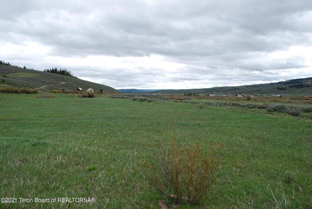 Spirit Winds Est, Lot 8, Bondurant, WY 82922 (MLS #21-568) :: Sage Realty Group