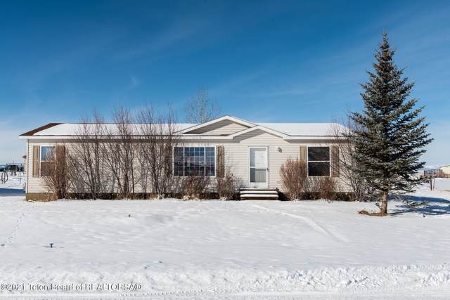 3 Blue Lagoon Ave, Marbleton, WY 83113 (MLS #21-597) :: Sage Realty Group