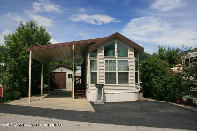 21-002 Oxbow Dr, Thayne, WY 83127 (MLS #21-613) :: Sage Realty Group