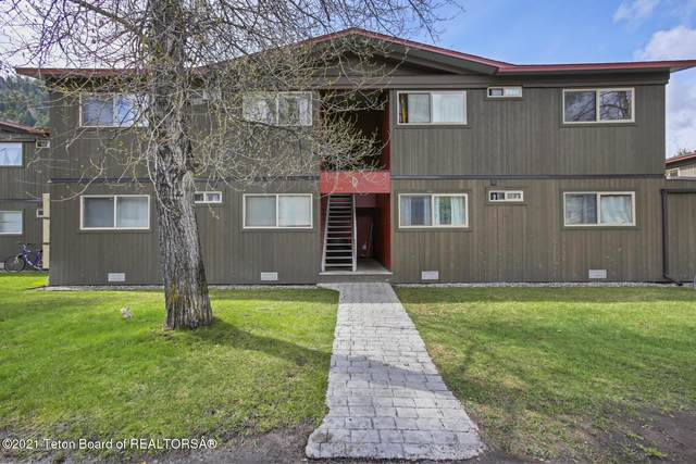 750 Powderhorn Lane #D-2, Jackson, WY 83001 (MLS #21-62) :: Sage Realty Group