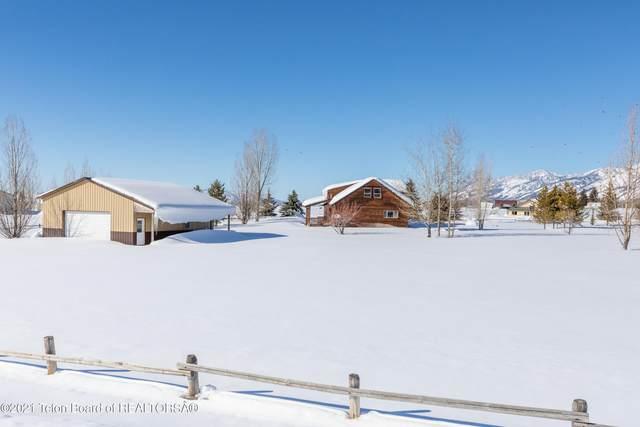 55 Bobcat Dr, Bedford, WY 83112 (MLS #21-627) :: West Group Real Estate