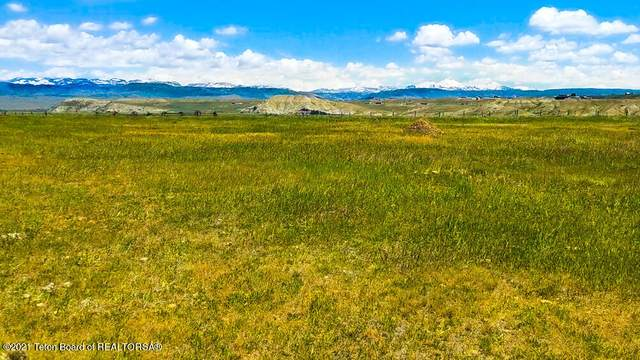27 Wind River Peaks Dr, Pinedale, WY 82941 (MLS #21-646) :: Coldwell Banker Mountain Properties