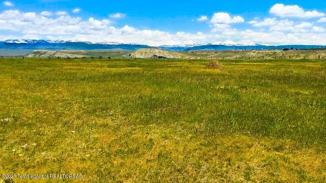 27 Wind River Peaks Dr, Pinedale, WY 82941 (MLS #21-646) :: Sage Realty Group
