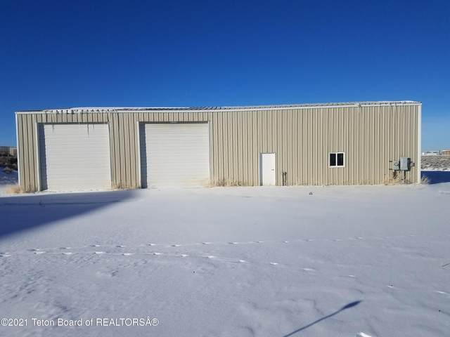 24 Jarrod, Boulder, WY 82923 (MLS #21-70) :: Sage Realty Group