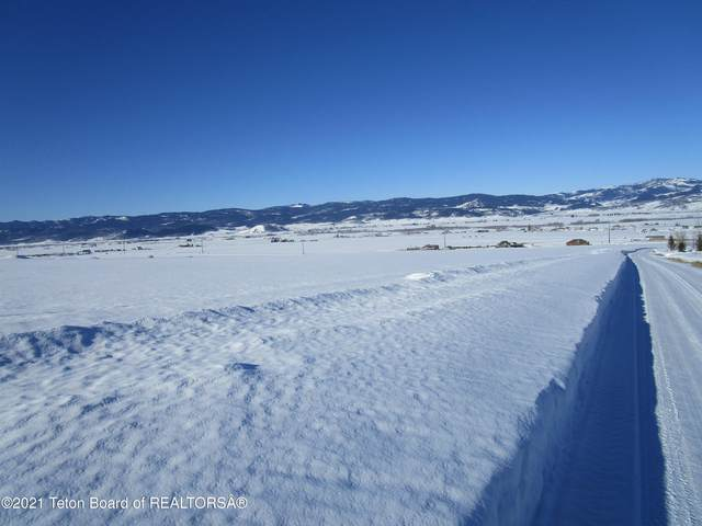 Stonefly Dr., Etna, WY 83118 (MLS #21-718) :: Coldwell Banker Mountain Properties