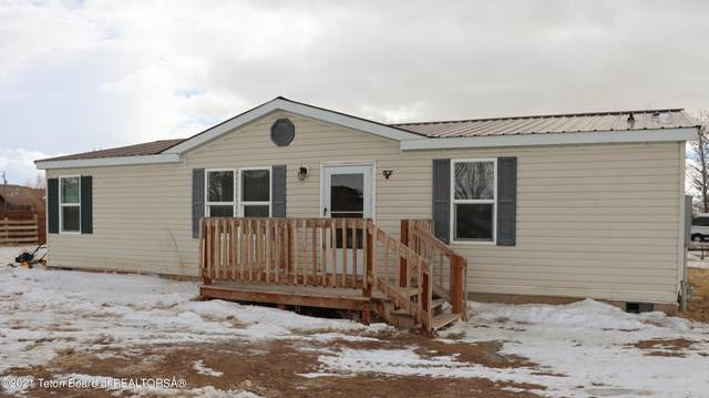 507 Maple St, Labarge, WY 83123 (MLS #21-719) :: Sage Realty Group