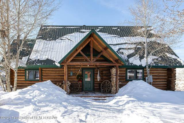 6625 S Squaw Creek Rd, Jackson, WY 83001 (MLS #21-72) :: Sage Realty Group