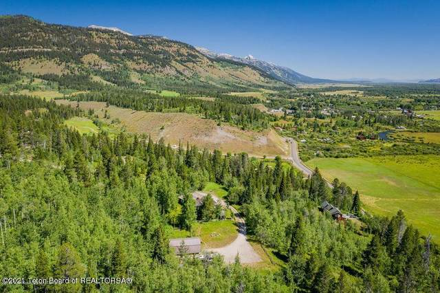 6190 W Heck Of A Hill Rd, Wilson, WY 83014 (MLS #21-73) :: Coldwell Banker Mountain Properties
