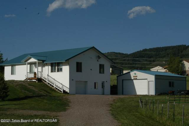 91786 Us Hwy 89, Grover, WY 83122 (MLS #21-737) :: West Group Real Estate
