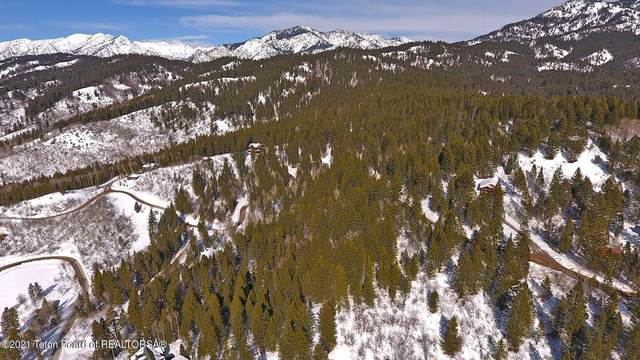 LOT 22 Trail Ridge Road, Alpine, WY 83128 (MLS #21-775) :: Coldwell Banker Mountain Properties