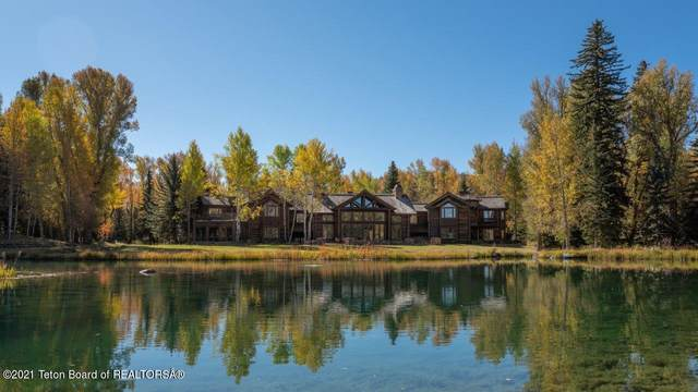 Address Not Published, Jackson, WY 83001 (MLS #21-777) :: West Group Real Estate
