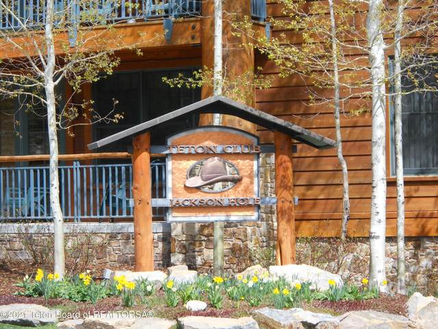 3340 W Cody Ln, Teton Village, WY 83025 (MLS #21-785) :: Sage Realty Group