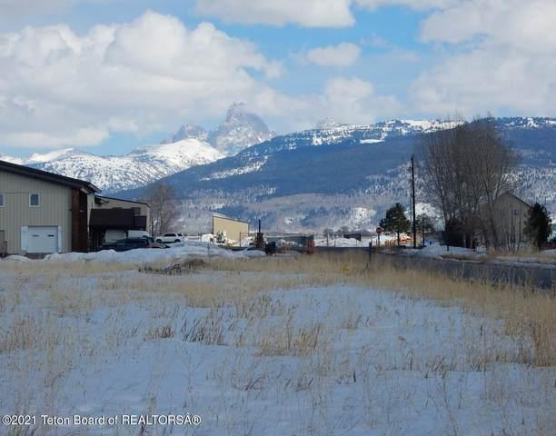 TBD L1-B5 Moraine Ct, Driggs, ID 83422 (MLS #21-812) :: Coldwell Banker Mountain Properties