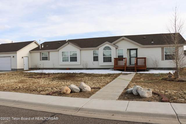 1600 Circle Cir, Big Piney, WY 83113 (MLS #21-818) :: Sage Realty Group