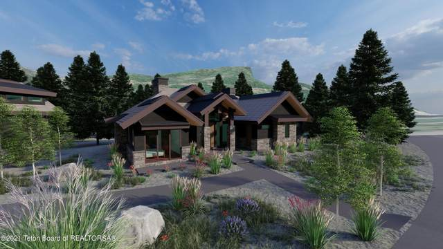 15415 S Wagon Road, Jackson, WY 83001 (MLS #21-830) :: West Group Real Estate