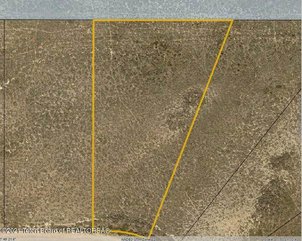 LOT 24 Sauk Trail, Boulder, WY 82923 (MLS #21-885) :: Sage Realty Group
