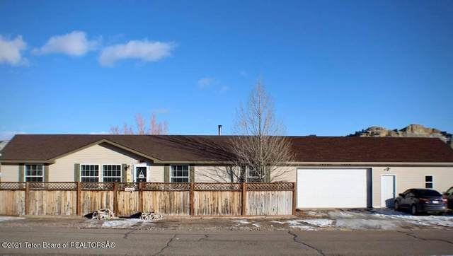 431 S Cedar St., Labarge, WY 83123 (MLS #21-9) :: Sage Realty Group