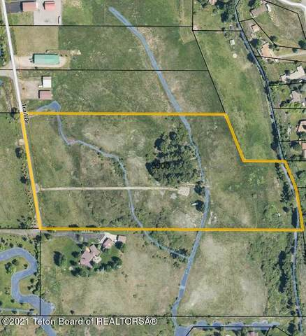 3900 S Trail Drive, Jackson, WY 83001 (MLS #21-940) :: Sage Realty Group