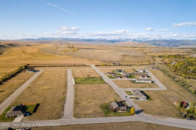LOT 69 Grace Lane, Pinedale, WY 82941 (MLS #21-965) :: West Group Real Estate
