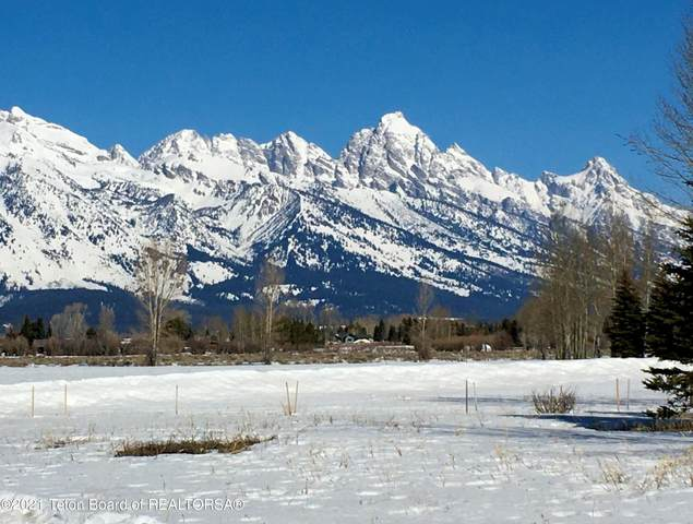 Address Not Published, Jackson, WY 83001 (MLS #21-993) :: West Group Real Estate