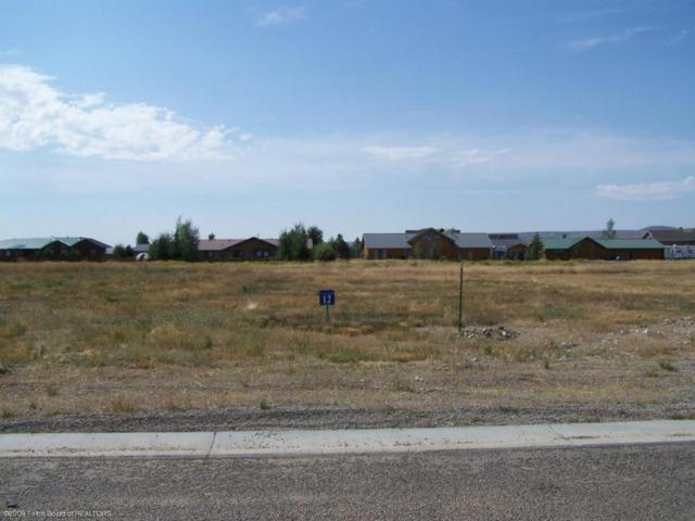 Address Not Published, Pinedale, WY 82941 (MLS #09-3017) :: Sage Realty Group