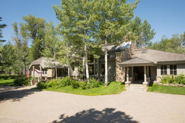 2775 W Yellowbell Circle, Jackson, WY 83001 (MLS #15-1904) :: Sage Realty Group