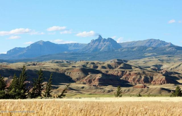 LOT 5 Ramshorn View, Dubois, WY 82513 (MLS #15-2109) :: Sage Realty Group
