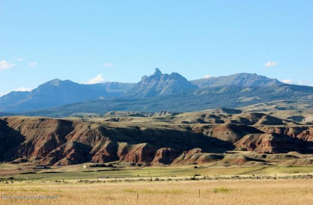 00 BALD MOUNTAIN ROAD Lot 4 Ramshorn View, Dubois, WY 82513 (MLS #15-2110) :: West Group Real Estate