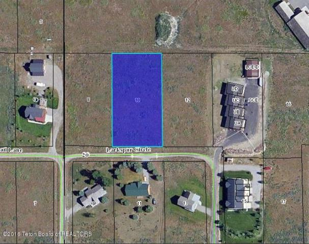 LOT 10 Lazy B Subdivision, Alpine, WY 83128 (MLS #16-1130) :: West Group Real Estate