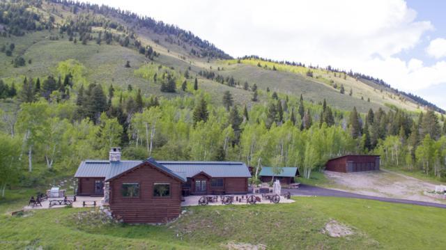 2485 N Fish Creek Rd, Wilson, WY 83014 (MLS #16-1146) :: West Group Real Estate