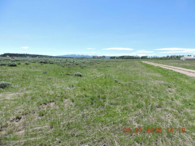 TRACT 4 W Aspen Ridge Rd, Daniel, WY 83115 (MLS #16-1522) :: West Group Real Estate