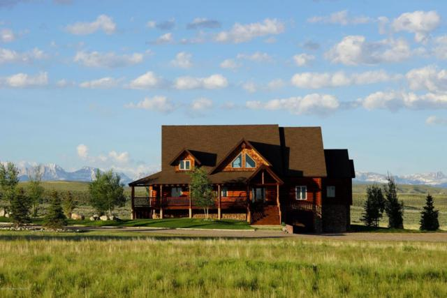 8 Mountain Man Trl, Pinedale, WY 82941 (MLS #16-1620) :: Sage Realty Group