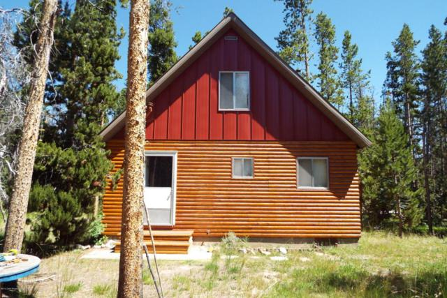 36 Bootstrap Ln, Cora, WY 82925 (MLS #16-1973) :: West Group Real Estate