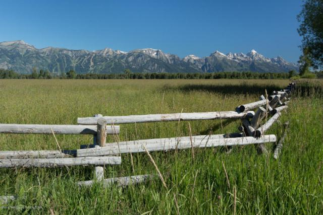 TRACT 2 Spring Gulch Ranch, Jackson, WY 83001 (MLS #16-2307) :: West Group Real Estate