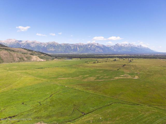 TRACT 3 Spring Gulch Ranch, Jackson, WY 83001 (MLS #16-2308) :: West Group Real Estate