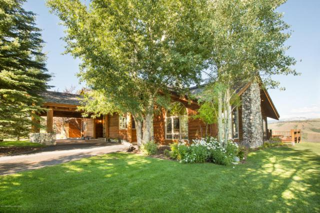 1400 Gannett Rd, Jackson, WY 83001 (MLS #16-2444) :: Sage Realty Group