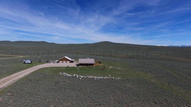 23 E Rendezvous Road, Daniel, WY 83115 (MLS #17-1094) :: Sage Realty Group