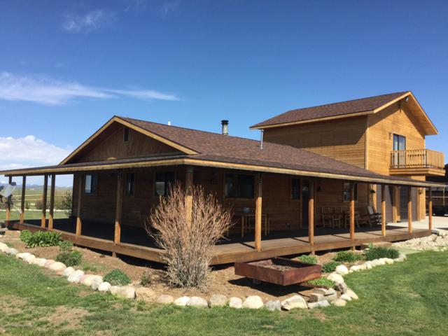 10 Snowshoe Trl, Daniel, WY 83115 (MLS #17-1496) :: Sage Realty Group