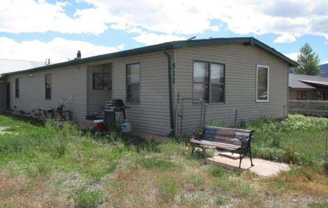 512 Barber St, Dubois, WY 82513 (MLS #17-1587) :: Sage Realty Group