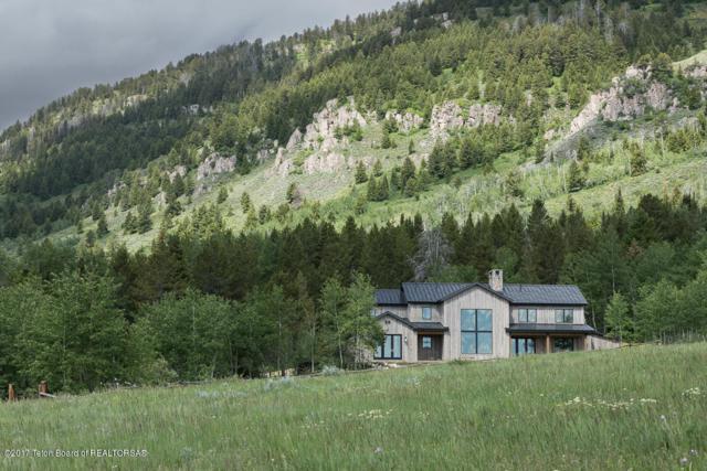 2463 N Fish Creek Rd, Wilson, WY 83014 (MLS #17-1668) :: West Group Real Estate