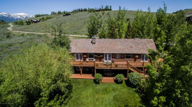275 N Bar Y Rd, Jackson, WY 83001 (MLS #17-1692) :: West Group Real Estate