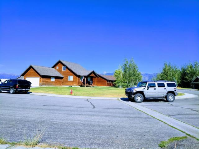 LOT 3 Apaloosa Trail, Driggs, ID 83422 (MLS #17-2562) :: West Group Real Estate