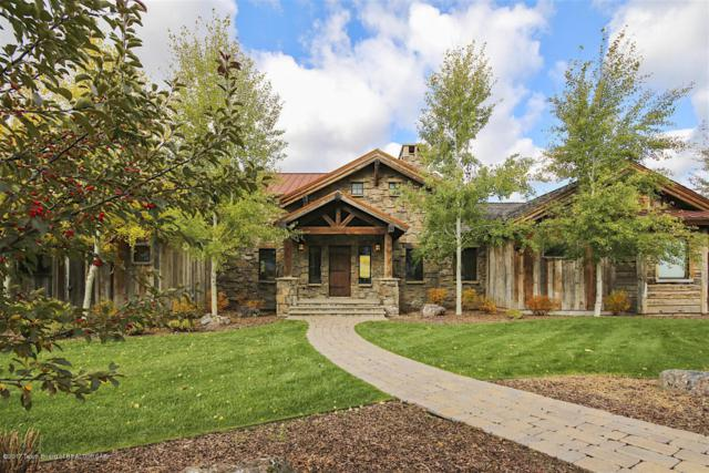 217 Flywater Trail, Etna, WY 83118 (MLS #17-3078) :: Sage Realty Group