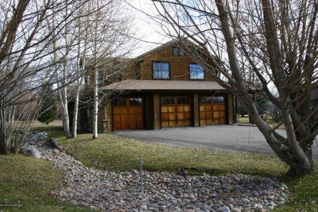 4290 S Kestrel Lane, Jackson, WY 83001 (MLS #17-3154) :: Sage Realty Group