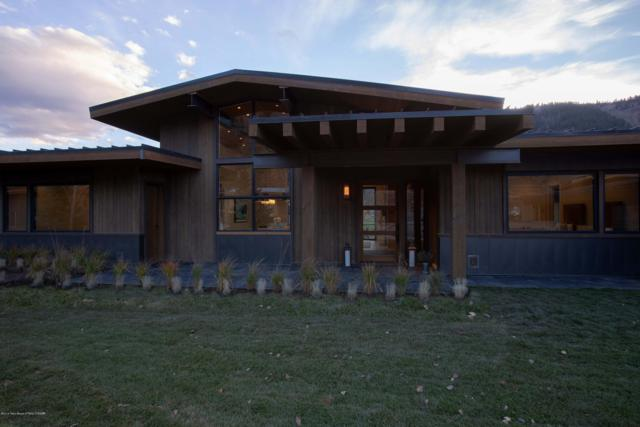 14220 S. Tippet Trl, Jackson, WY 83001 (MLS #17-3241) :: Sage Realty Group