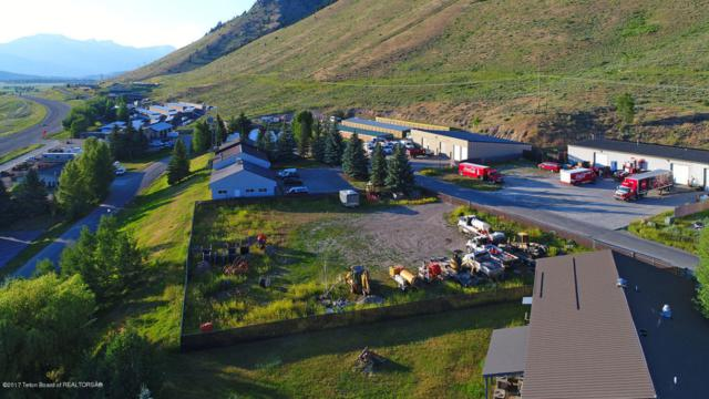 3555 S Park Dr, Jackson, WY 83001 (MLS #17-597) :: Sage Realty Group