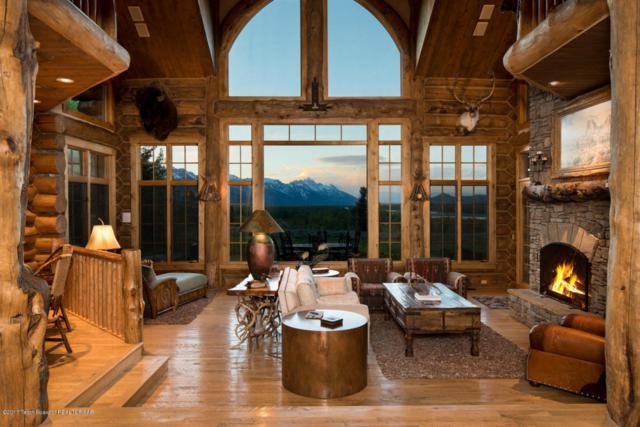 5075 Beavertail Rd, Wilson, WY 83014 (MLS #17-767) :: West Group Real Estate