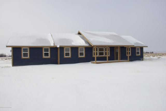 40 Muleshoe, Pinedale, WY 82941 (MLS #17-885) :: Sage Realty Group
