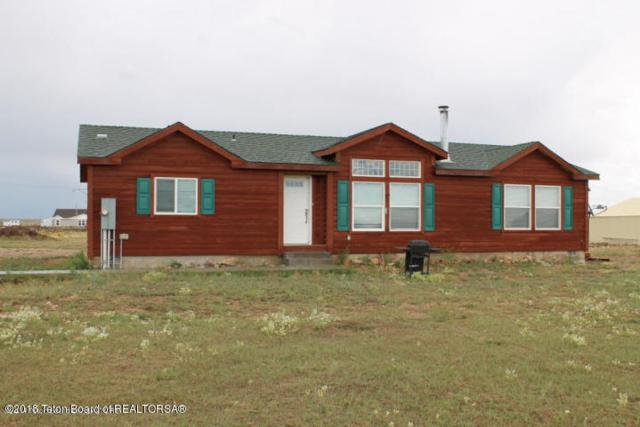 8 Tanner Lane, Big Piney, WY 83113 (MLS #18-1094) :: West Group Real Estate
